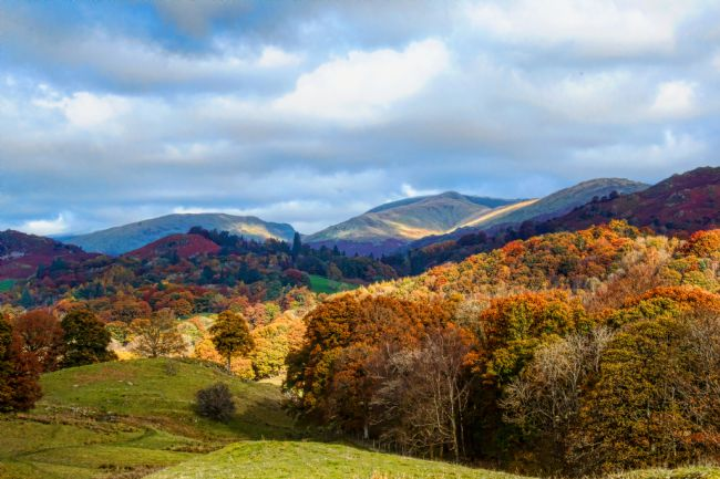 Susan Tinsley | Autumn in the Langdales