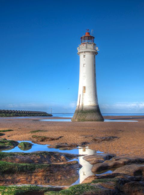 Susan Tinsley | New Brighton lighthouse