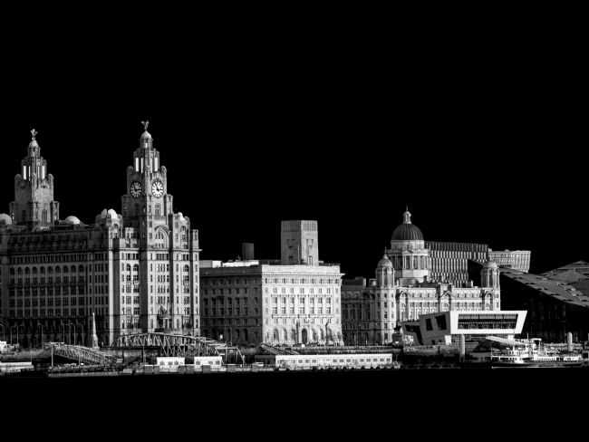 Susan Tinsley | Liverpool waterfront