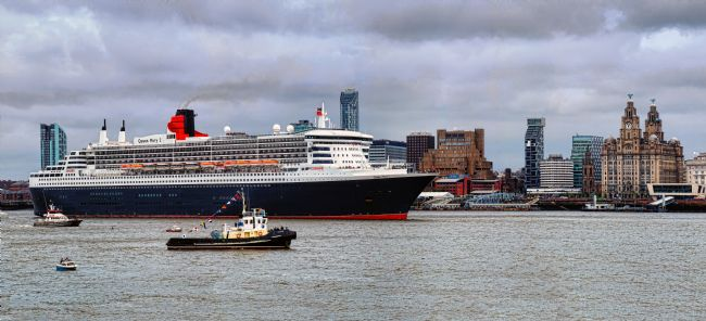 Susan Tinsley | Queen Mary 2