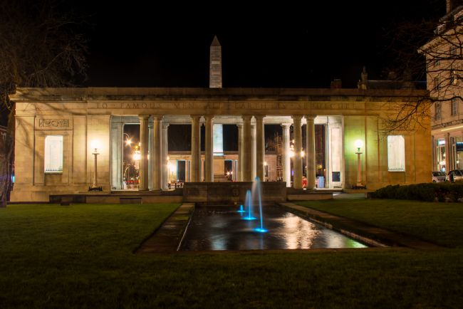 Susan Tinsley | Southport war memorial