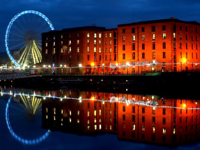 Susan Tinsley | Albert Dock