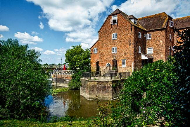 Ian Lewis | The Abbey Mill At Tewkebury