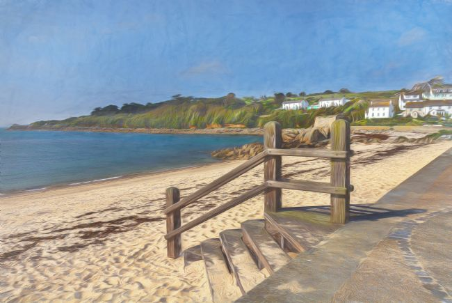 Ian Lewis | Porthcressa Beach In The Scillies