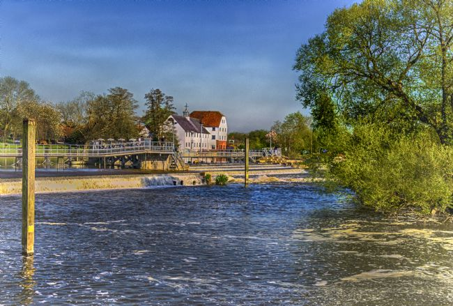 Ian Lewis | Hambleden Mill And Weir
