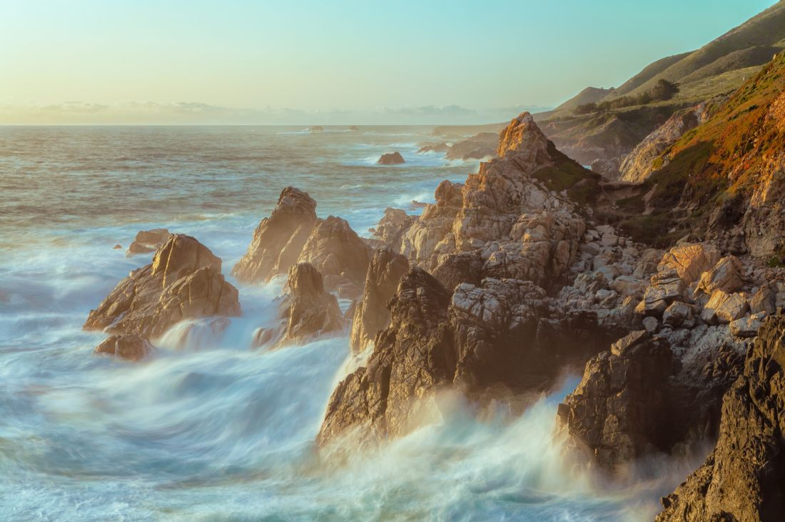 jonathan nguyen | Rugged Coast