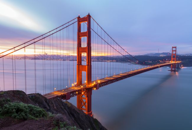 jonathan nguyen | Sunrise at Golden Gate