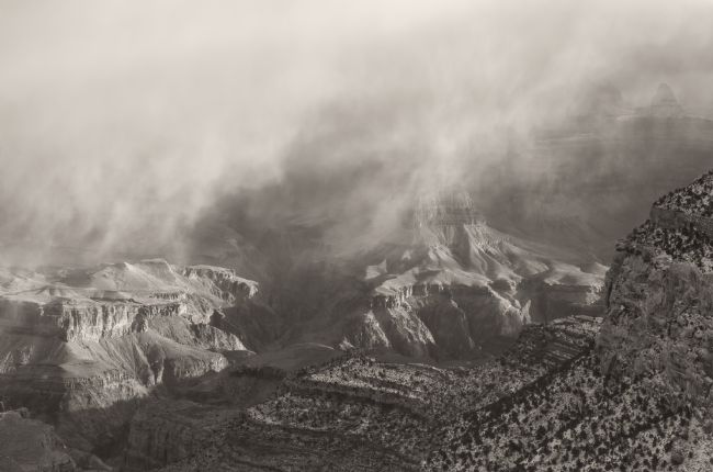 jonathan nguyen | grand canyon sepia 2