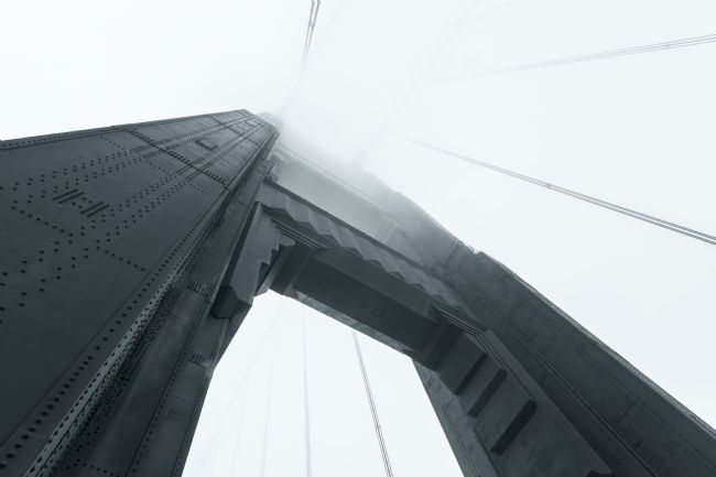 jonathan nguyen | golgen gate bridge tower