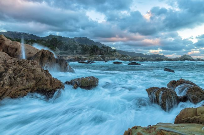 jonathan nguyen | point lobos sunset