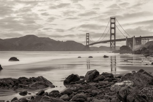 jonathan nguyen | Golden Gate By Marshall Beach