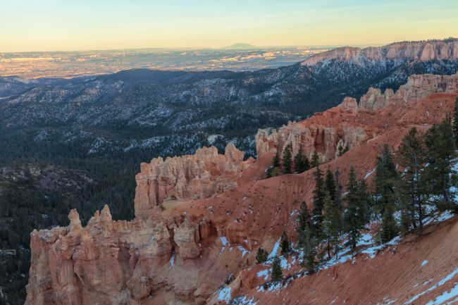 jonathan nguyen | Bryce Canyon Overlook 2