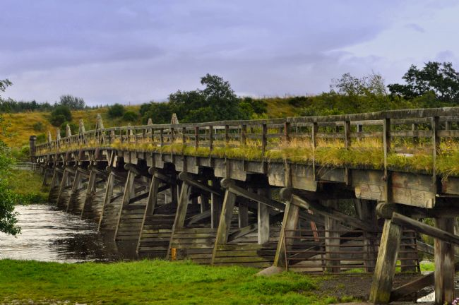 bill lighterness | Broomhill Wooden Bridge