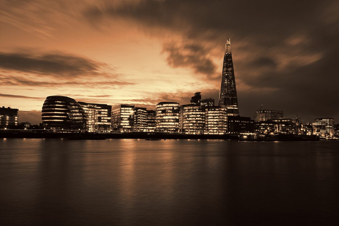 Ken Brannen | The Shard and City Hall