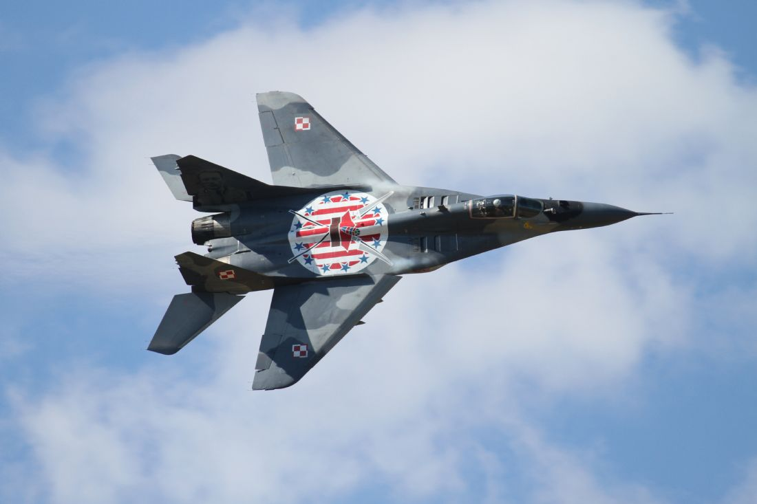 Ken Brannen | MIG 29 Polish Air Force