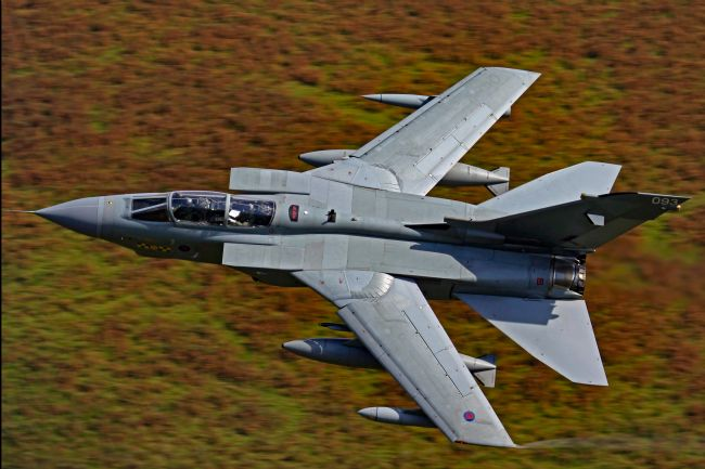 Ken Brannen | Tornado GR4 093 low level