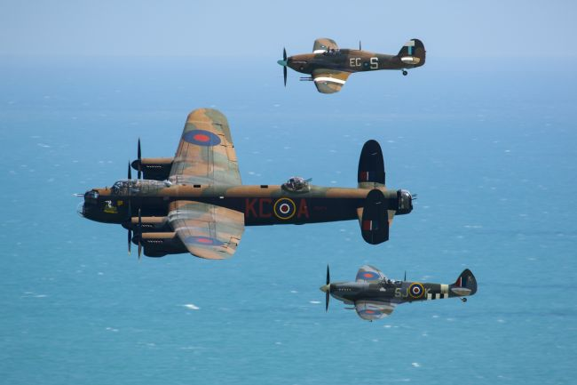 Ken Brannen | Battle of Britain Memorial Flight