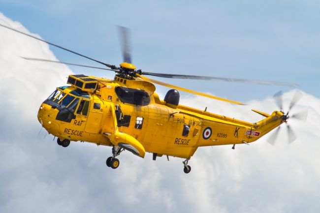 Ken Brannen | RAF Sea King SAR