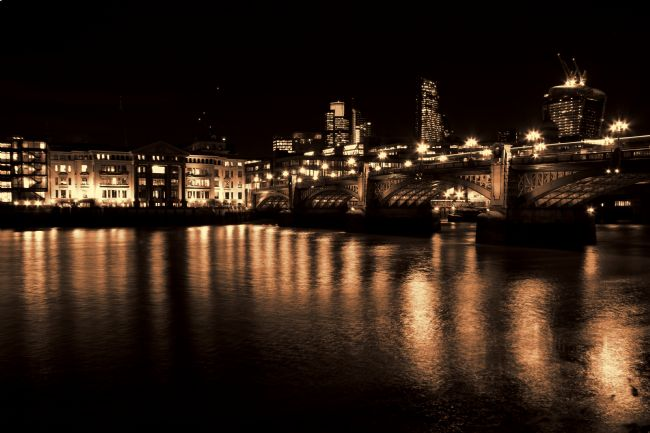 Ken Brannen | Southwark  Bridge London