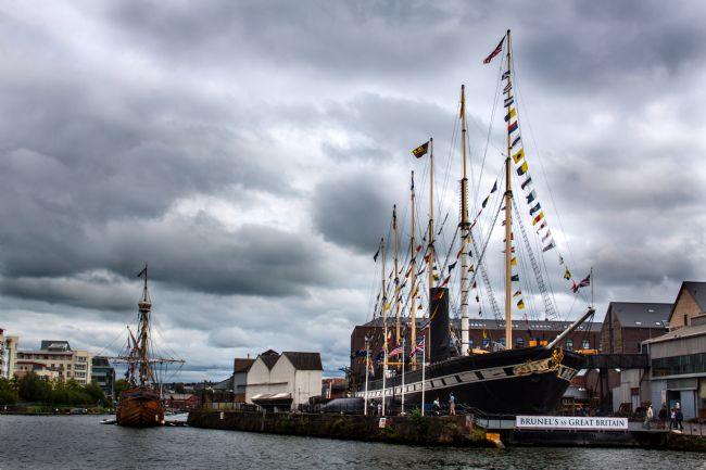Ken Brannen | SS Great Britain