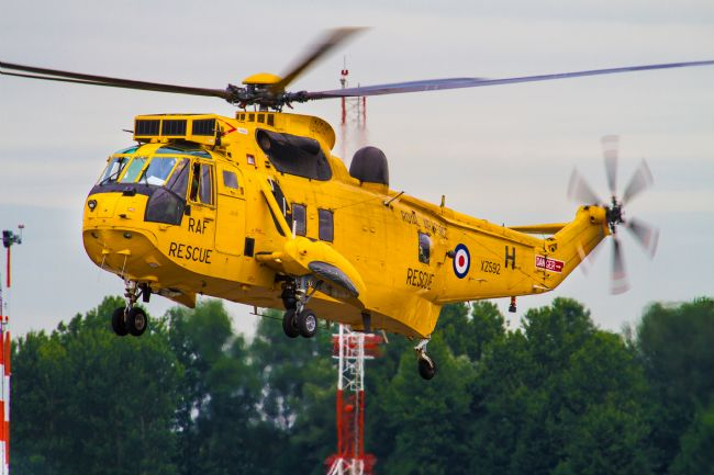 Ken Brannen |  Sea King Rescue