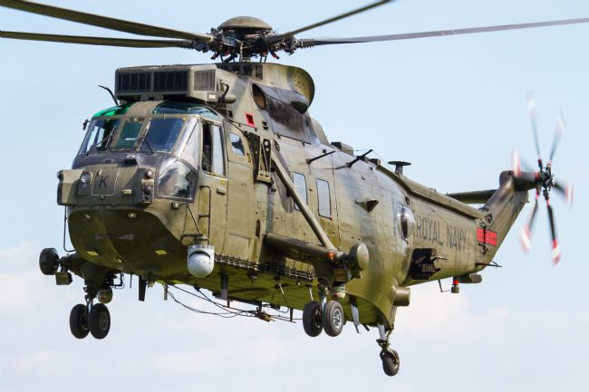 Ken Brannen | Commando Sea King Junglie