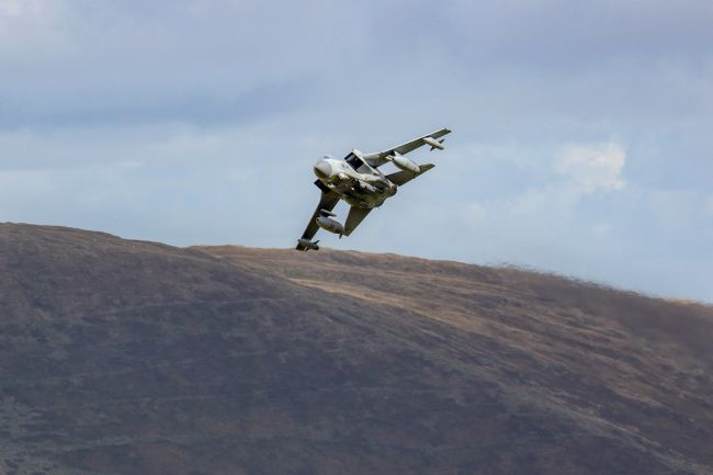 Ken Brannen |  Tornado GR4 low level