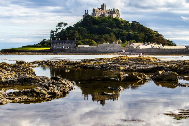 Ken Brannen | St Michaels Mount Cornwall