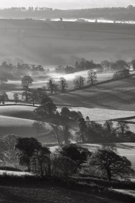 Pete Hemington | Misty Mid Devon