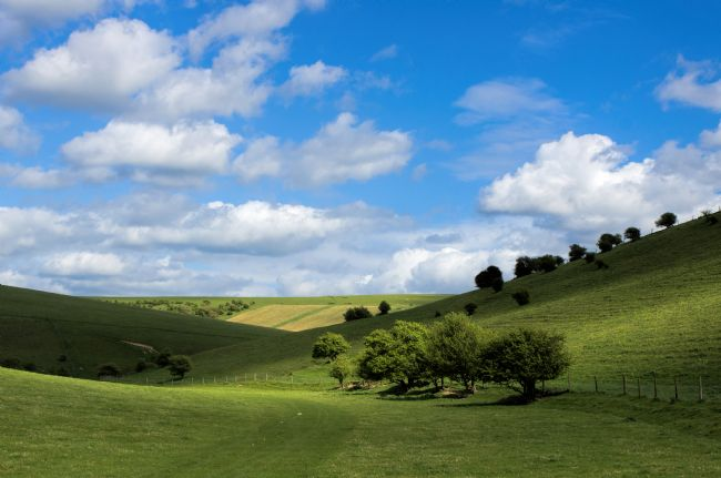 Pete Hemington | Mount Caburn from Oxteddle Bottom