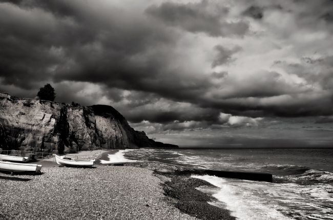 Pete Hemington | Sidmouth looking East