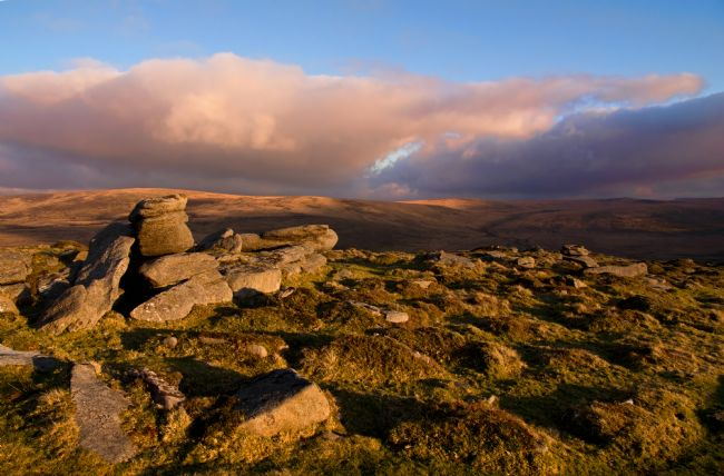 Pete Hemington | Dartmoor view