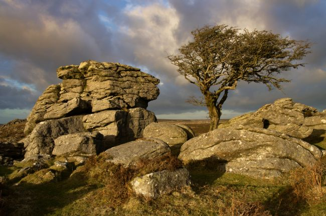 Pete Hemington | Holwell Tor on Dartmoor