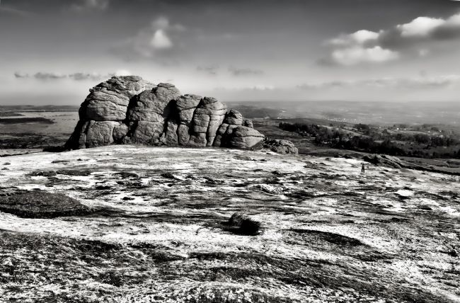 Pete Hemington | Haytor in Winter