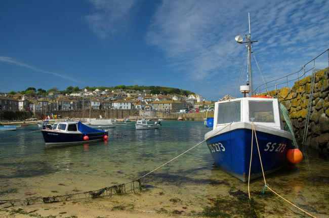 Pete Hemington | Mousehole in Cornwall