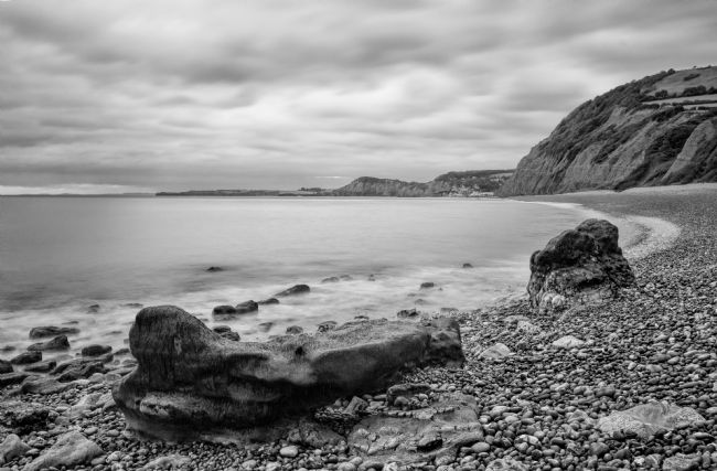 Peter Hemington | Salcombe Mouth near Sidmouth