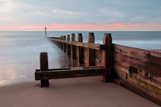 Pete Hemington | Dawlish Warren at Dawn