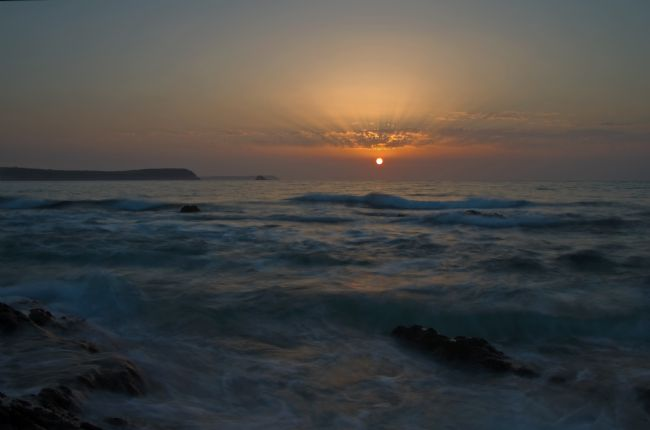 Peter Hemington | Sunrise at Portscatho