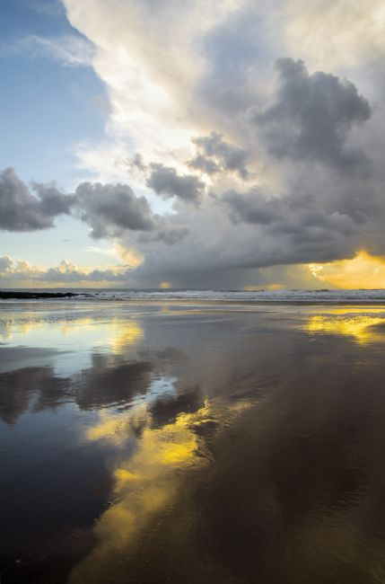 Peter Hemington | Clouds and sunset at Croyde