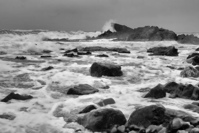 Peter Hemington | Rough Atlantic