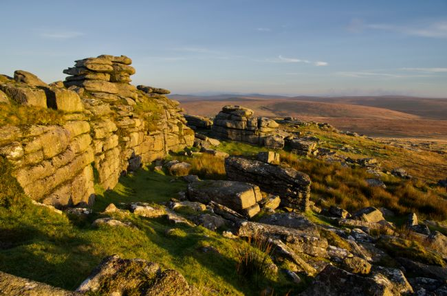 Pete Hemington | Sunrise on Great Mis Tor