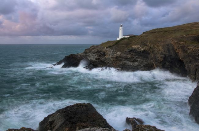 Pete Hemington | Trevose lighthouse in Cornwall
