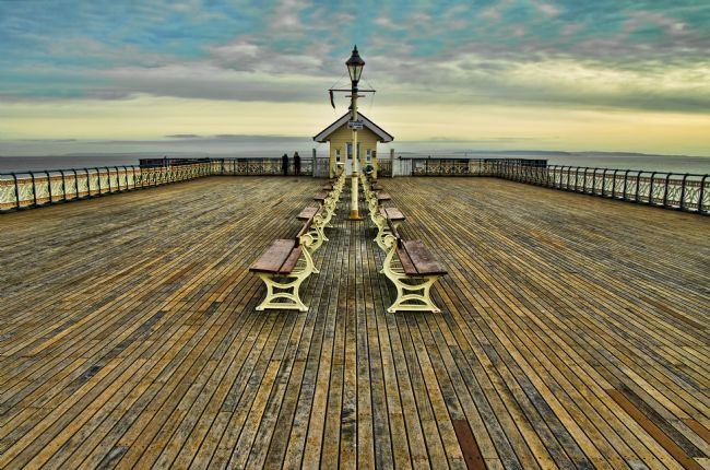 Pete Hemington | Penarth Pier