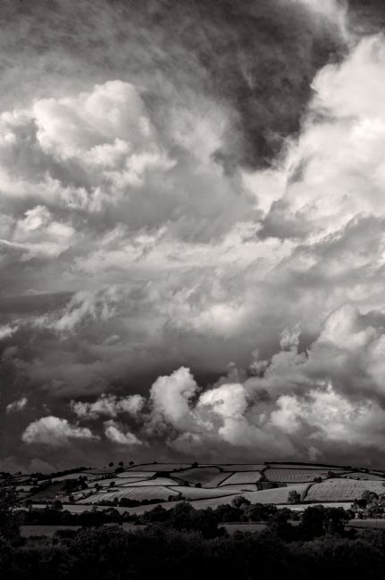 Peter Hemington | Clouds over Yarde Downs
