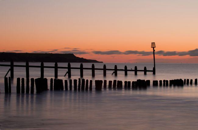 Pete Hemington | Groynes at Dawlish Warren