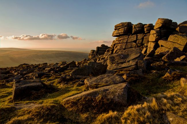 Pete Hemington | Higher Tor near Belstone
