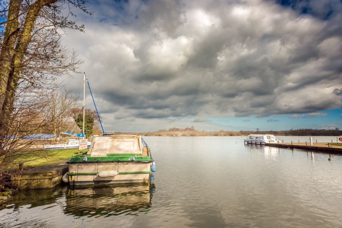 Stephen Mole | Ranworth Broad