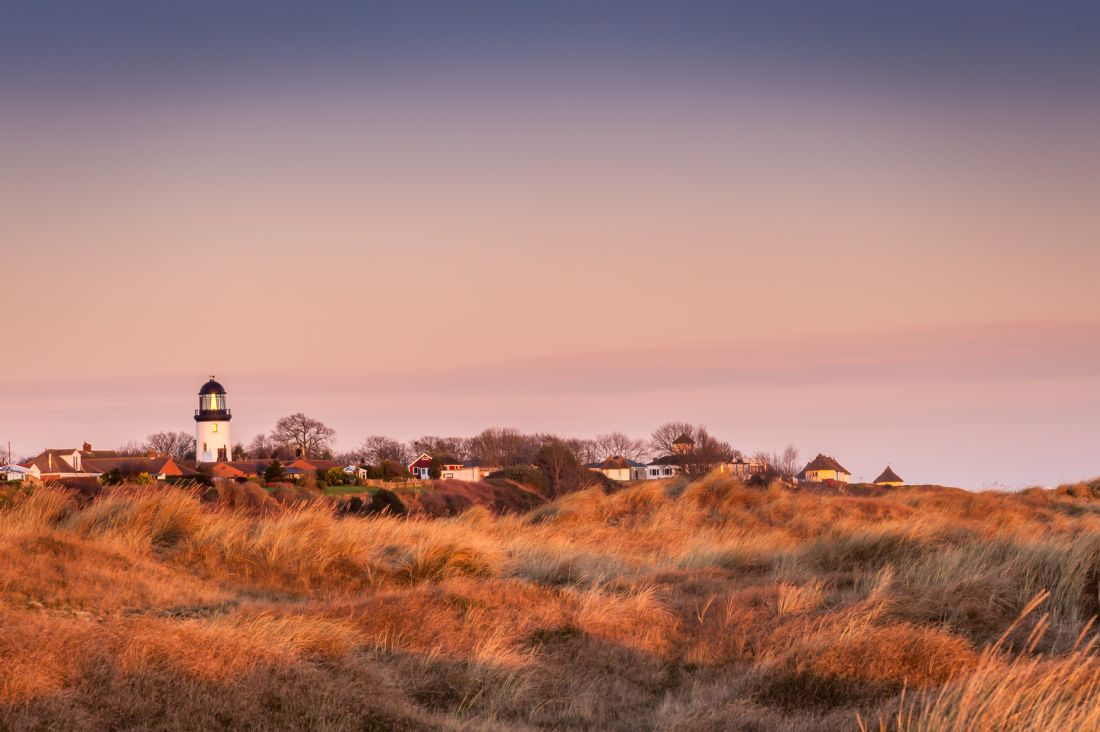 Stephen Mole | Winterton Lighthouse at Sunrise