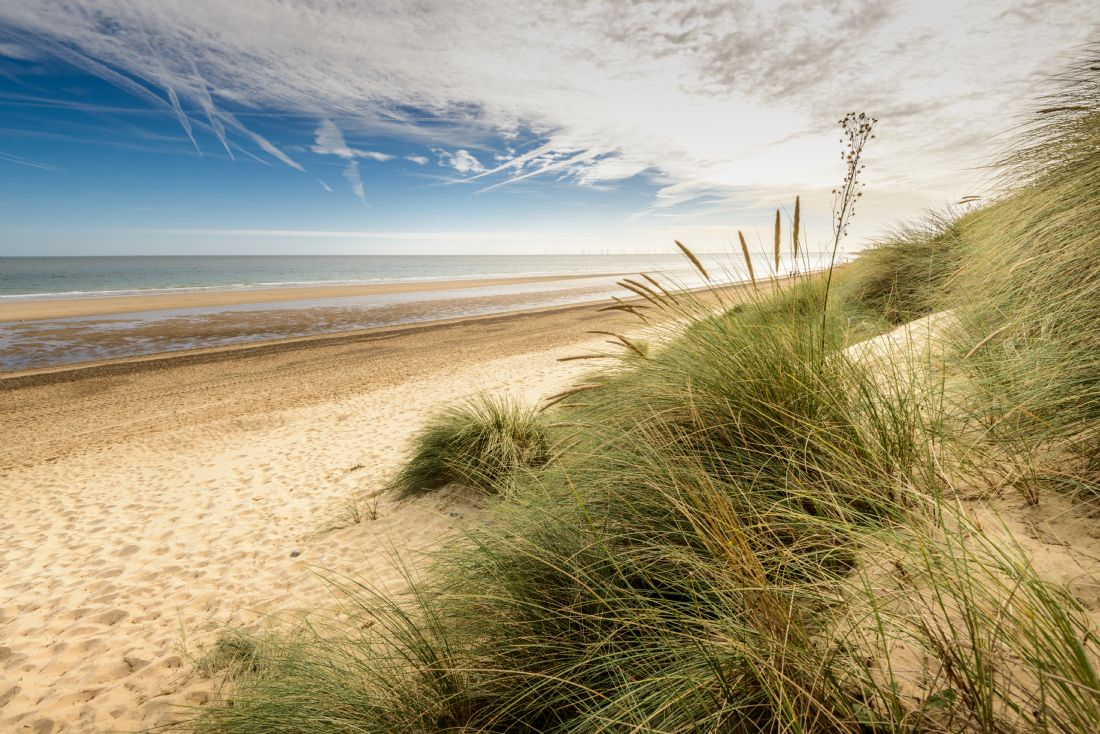 Stephen Mole | Dunes at Winterton Beach