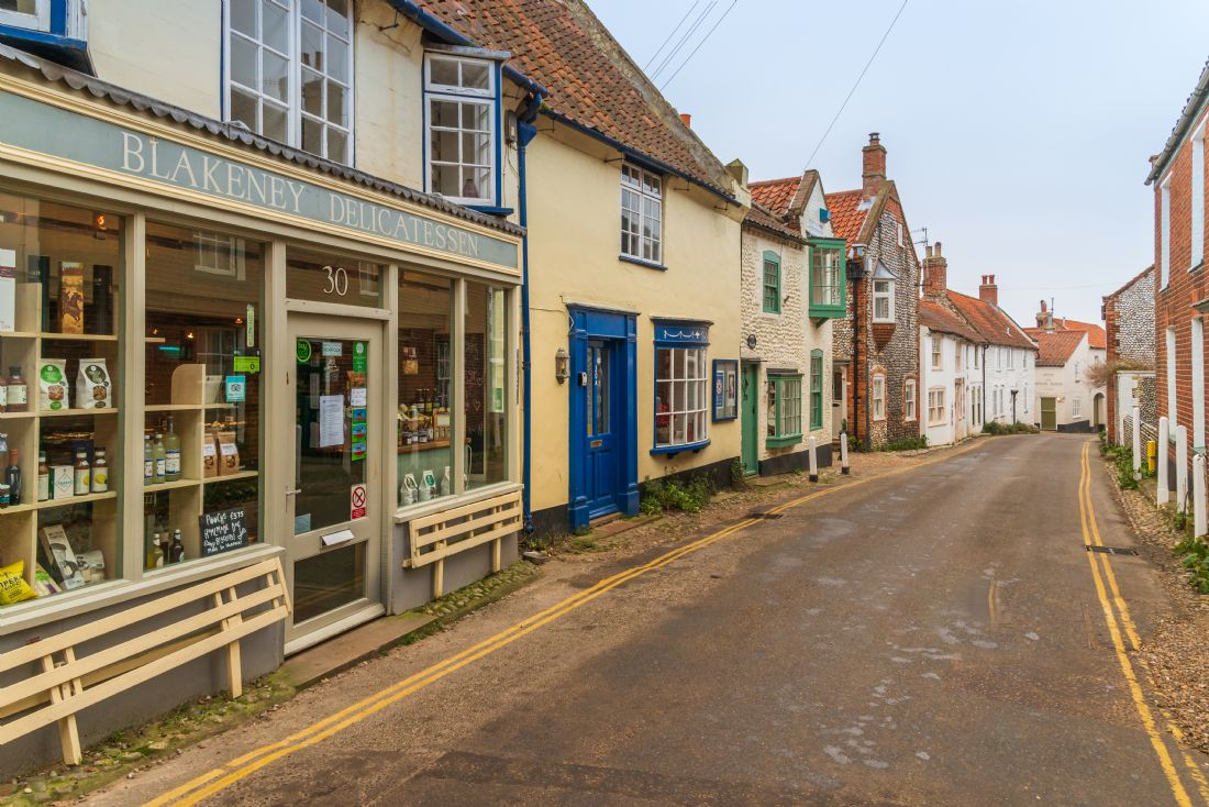 Stephen Mole | Blakeney Deli